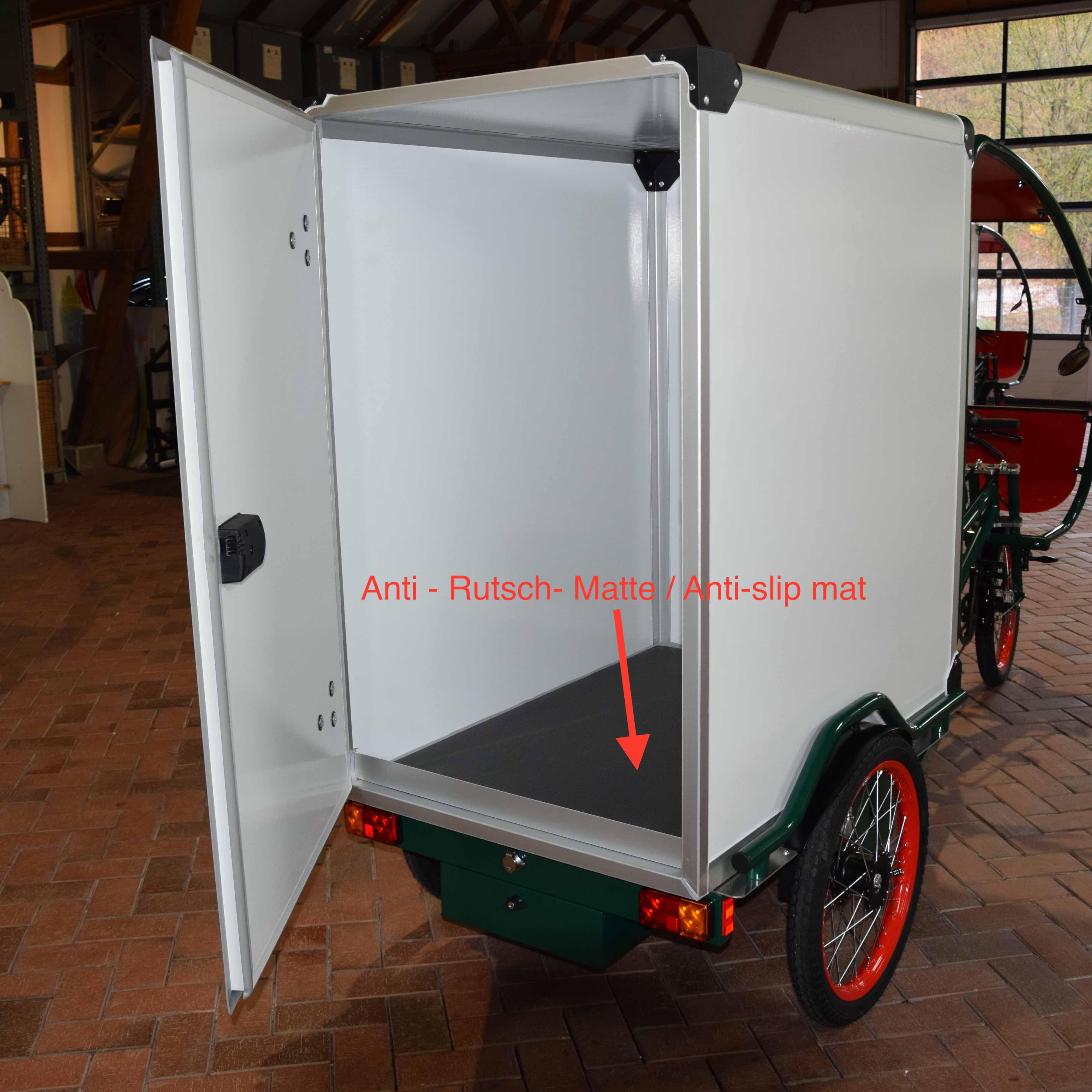 Anti- Rutsch- Matte CARGOBOX Container Humbaur