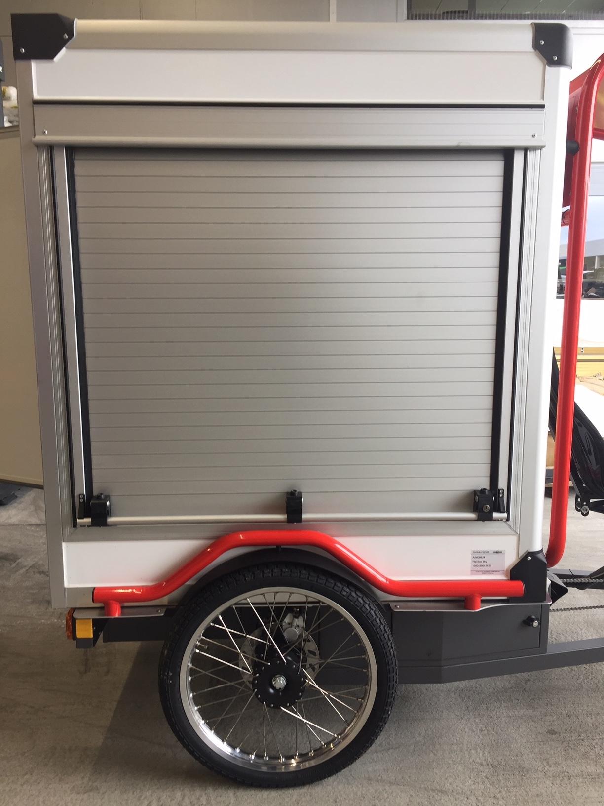 Rollladen CARGOBOX BRING / FLEXBOX Humbaur