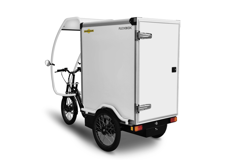 CARGOBOX 1.4 Container von Humbaur BRING (L=1300 mm / H=1430mm / B=900mm)