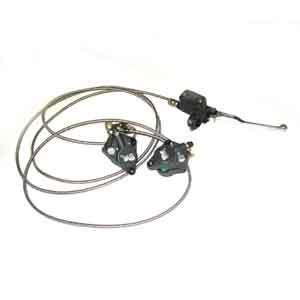 Bremsleitung Hinterradbremse Brembo CRUISER / BRING