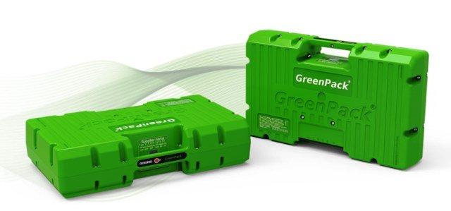 BATTERIESET GreenPack (2x Batterie + 2x Ladegerät)