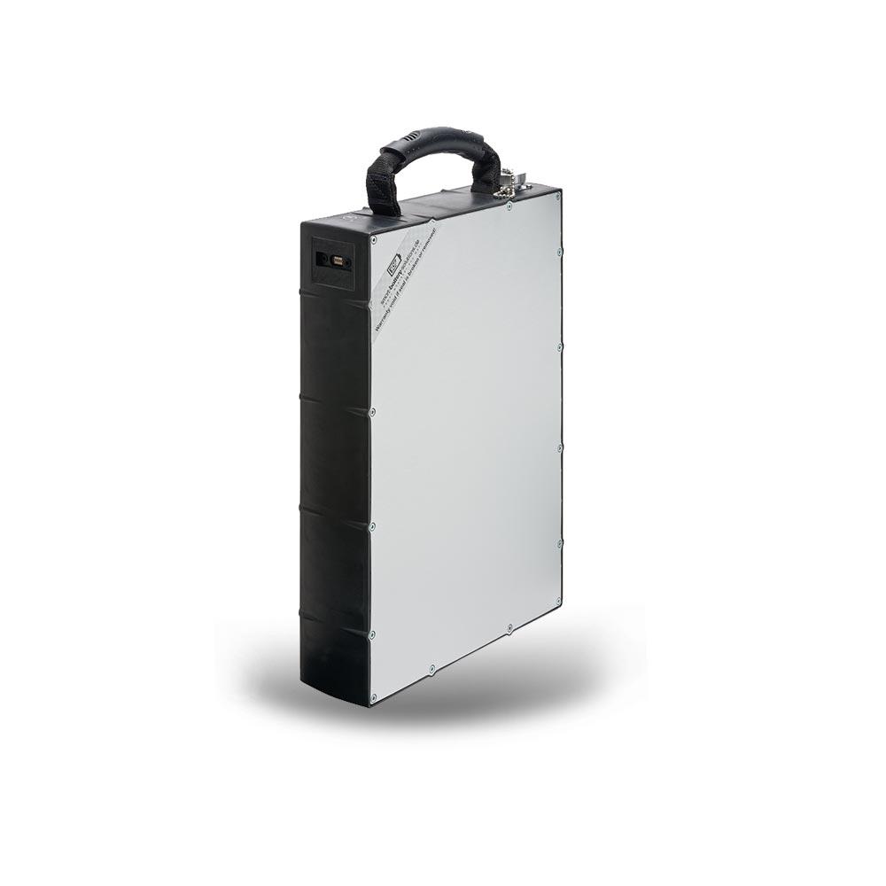 Batterie Li-Ion SBS Unipower 2000 Wh mit Ladegerät 8 A